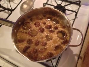 PJs Sauteed Mushrooms
