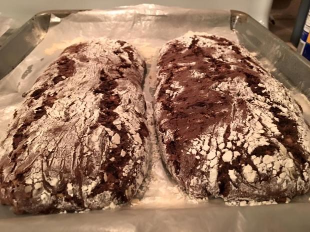 Biscotti 2 - The Cosmic Kitchen