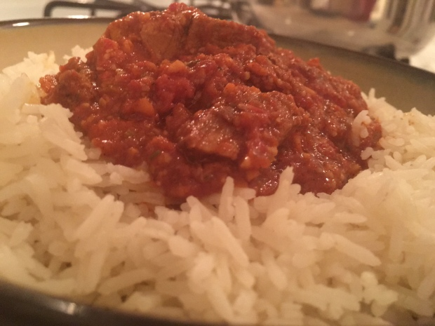 Masala Over Basmati